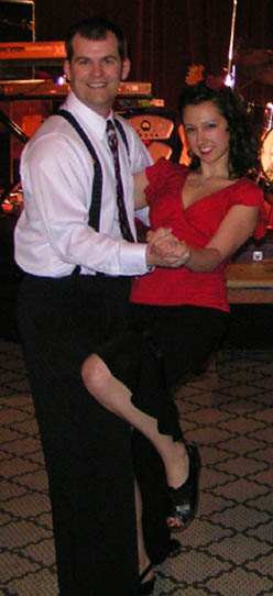Bryan and Tammy Foss Seattle and Eastside Swing Dancers